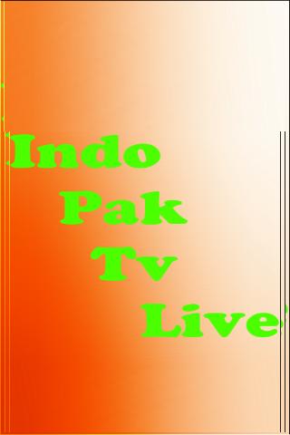 Indo Pak Live Cricket Tv App