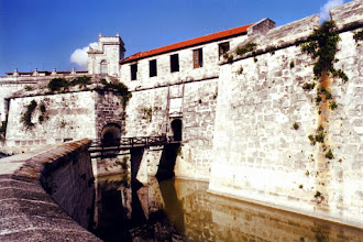 Photo: #015-La Havane-Le Castillo Real de la Fuerza (1558-1577)