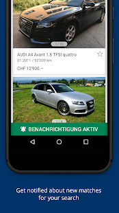 AutoScout24 Switzerland – Find your new car - náhled