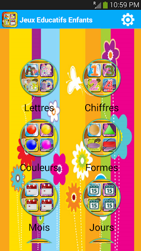 Child French Education Games
