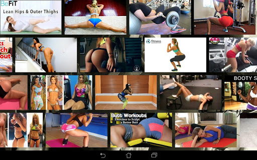 Watch Fitness Girls HD Movies app (apk) free download for Android/PC/Windows screenshot