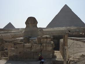 Photo: Kairo, Sphinx