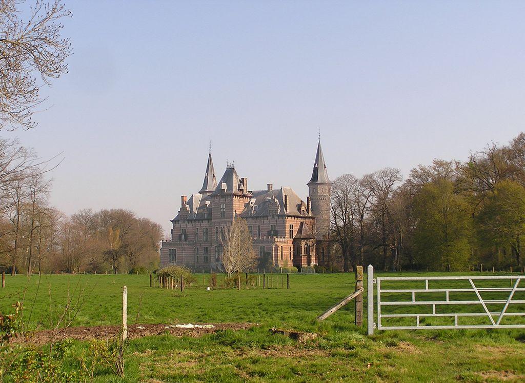 Photo: Le château de Vlamertinge