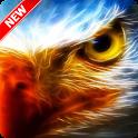 Cool Eagle Wallpaper icon