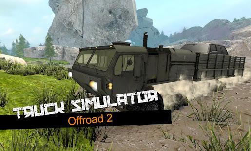 Truck Simulator Offroad 2