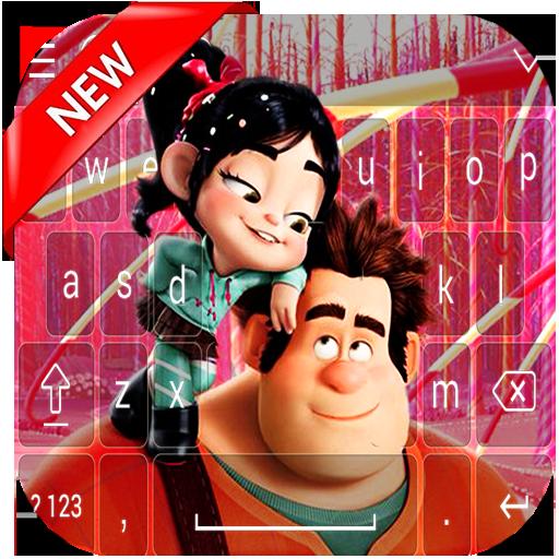 App Insights Keyboard For Wreck It Ralph Wallpaper 2018