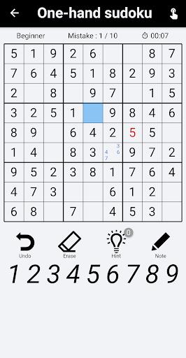 Sudoku - Free best puzzle game screenshots 4