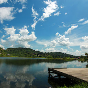 GTS in my Eyes by Agus Stiawan - Landscapes Mountains & Hills ( landscape )