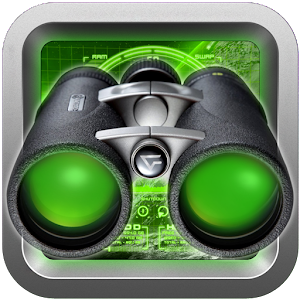 Night Vision Camera Prank for PC and MAC