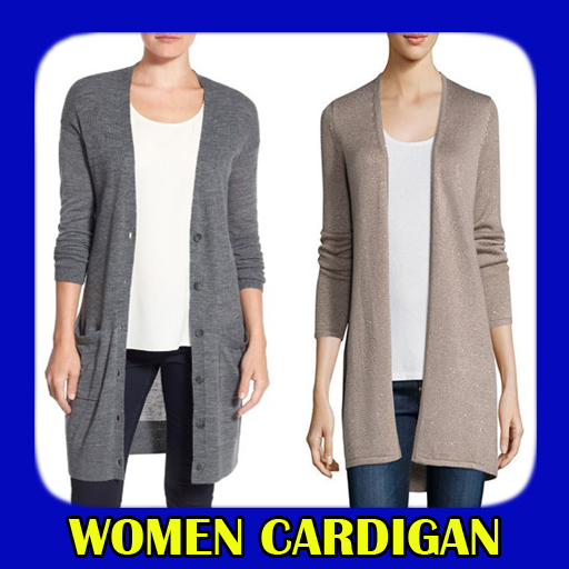 Women Cardigan file APK Free for PC, smart TV Download