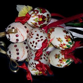 decorative eggs by LADOCKi Elvira - Public Holidays Easter
