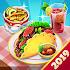 Crazy Cooking - Kitchen Games Craze & Food Fever