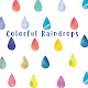 Download Cute Wallpaper Colorful Raindrops Theme For PC Windows and Mac