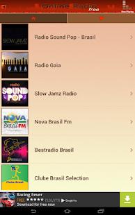 Online Rádio Zdarma - náhled