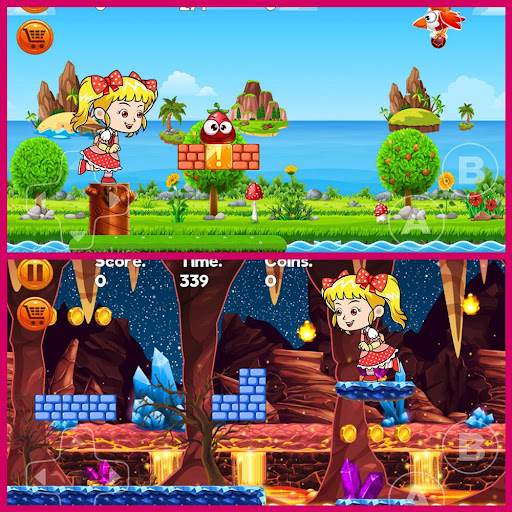 Télécharger Nastya Magic Adventure apk mod screenshots 2