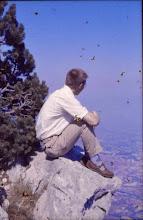 Photo: 19620818 Asko Moucherotten huipulla, Ranska