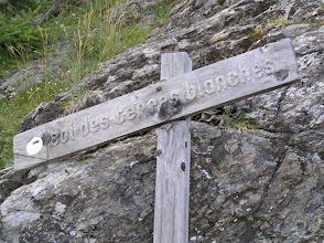 Photo: De Dormillouse à Prapic : en passant par le col des Terres Blanches