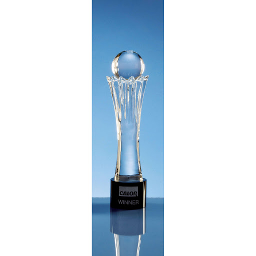 Optical Crystal Hubble Award