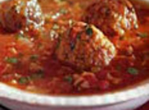 Mexican Meatball Soup Recipe