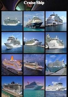 Cruise Ship - náhled