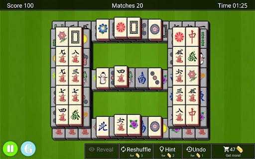 Mahjong apktram screenshots 16