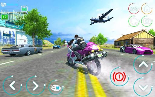 Police Motorbike Driver  screenshots 4