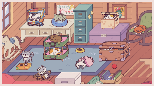 Cats Hotel: The Grand Meowtel 1.4.0 screenshots 7