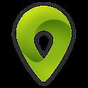 Findru: GPS Friends locator icon