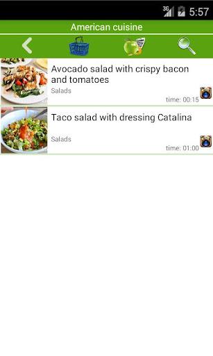 Salad recipes Apk 2
