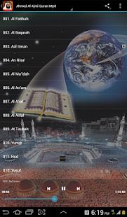 Ahmed Ajmi Full Quran Offline - náhled