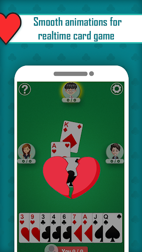 free hearts game ❤ - classic card games ss1