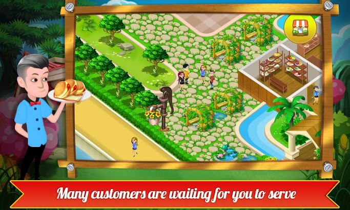 Farm Restaurant screenshot