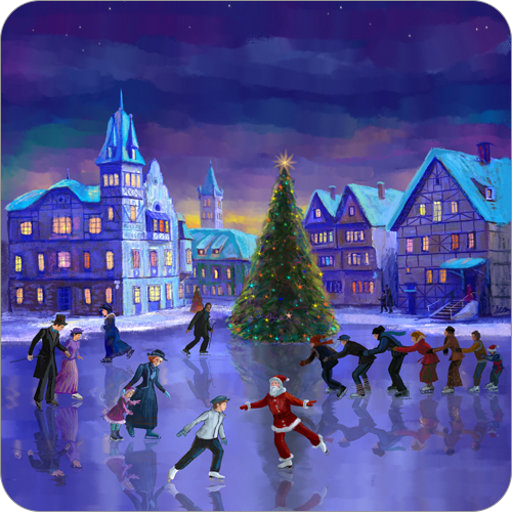 Christmas Rink Live Wallpaper (app)