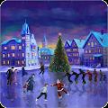 Christmas Rink Live Wallpaper download