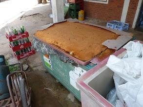 Photo: Ko Jum - BIG cake next to restaurant in Baan Ko Jum