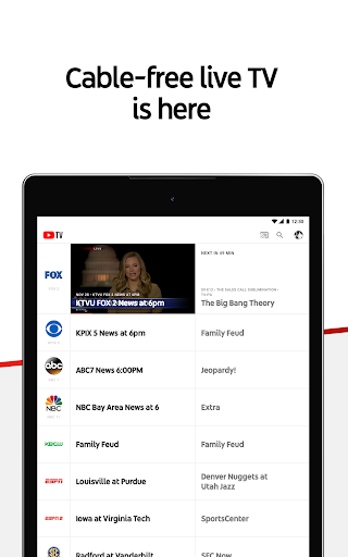 Download YouTube TV - Watch & Record Live TV MOD APK 6