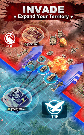 Invasion: Online War Game 1.20.7 screenshot 14476