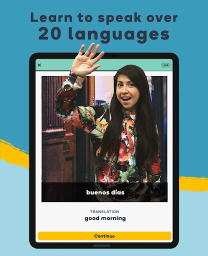 Learn Languages with Memrise - Spanish, French screenshot 5