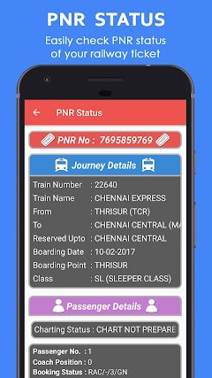 Page 20 : Best android apps for train running status