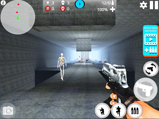 Undead War: Fight For Survival  screenshots 13