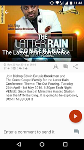 Rhema [E. Brookman Ministries]- screenshot thumbnail
