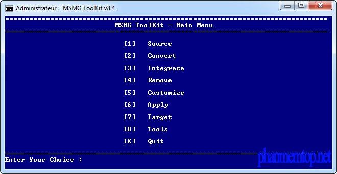 MSMG ToolKit Free Download