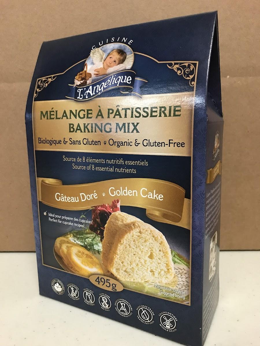 Golden Cake Mix