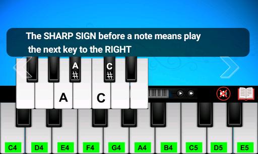 Real Piano Teacher screenshot 4