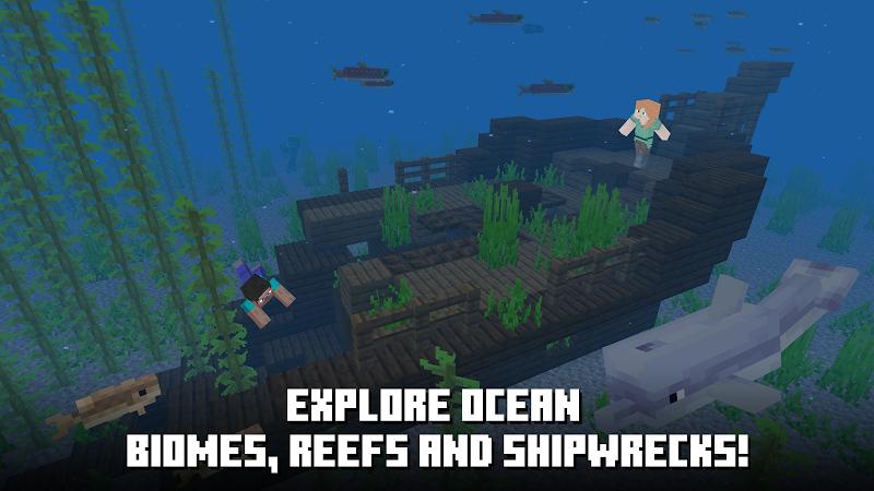 Minecraft Screenshot 1