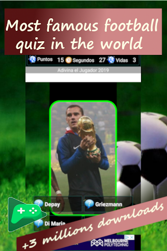 Soccer Players Quiz 2020 1.50 screenshots 1