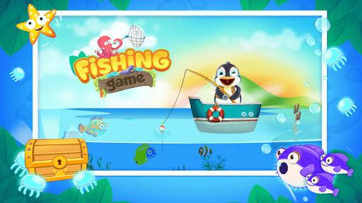 fishing games for kids - hgamey learning game screenshot 1