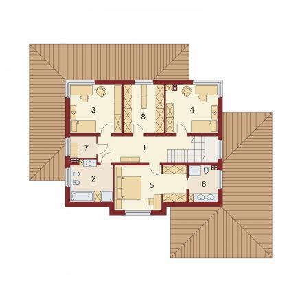 Salomon - Rzut piętra