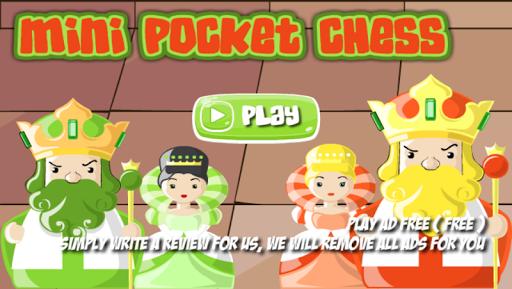 Mini Pocket Chess