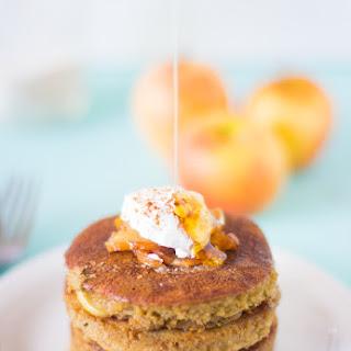 Apple Pie Pancakes (Healthy & Gluten Free) Recipe